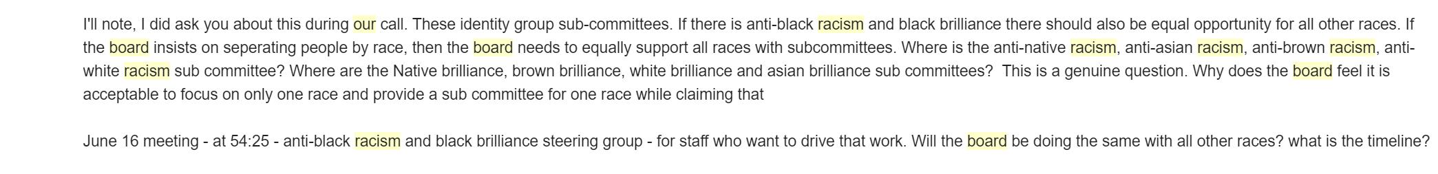 racists at the ugdsb 36